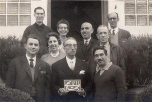 A Assembleia Espiritual Nacional dos Bahá'ís de Portugal (1963)