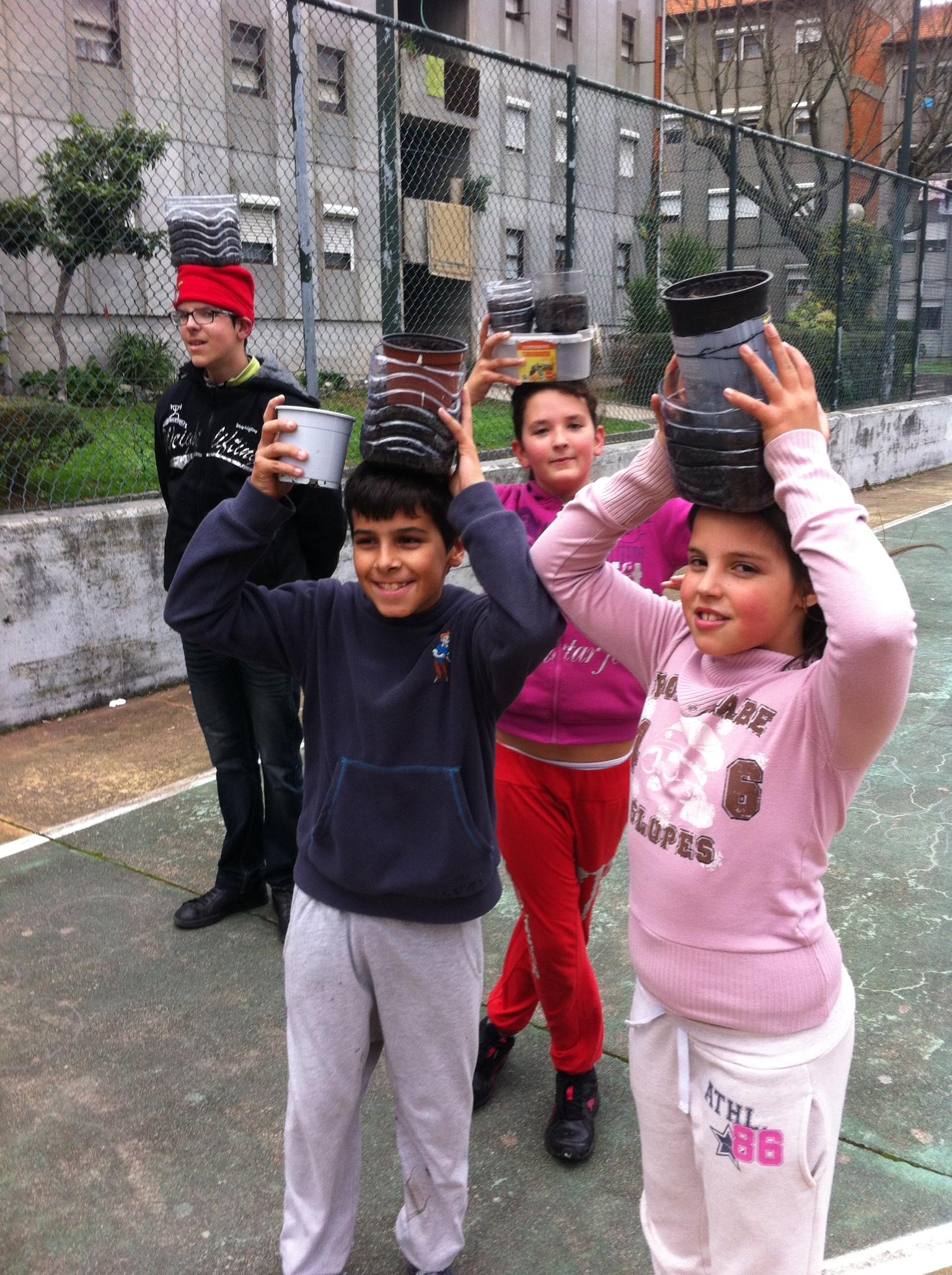 Aula para Crianças - Braga