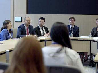 Jovens lideram o desenvolvimento no Fórum das Nações Unidas
