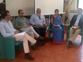 Diálogo interreligioso: Sustentabilis Olivais