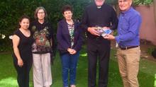 Diálogo interreligioso: Visita à Igreja Escocesa de St. Andrews