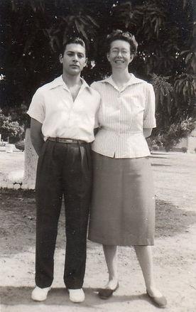 José e Hilda Xavier Rodrigues