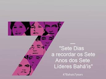 Campanha mundial de solidariedade para com os sete Líderes Bahá'ís, presos no Irão há sete anos