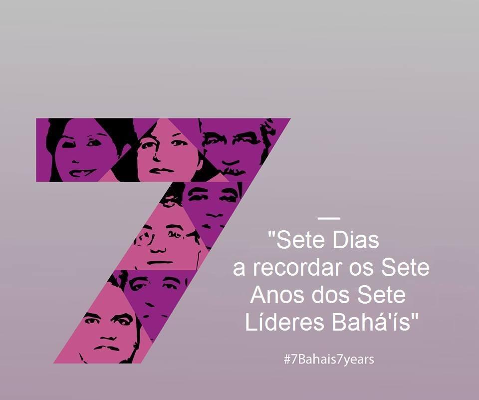 Sete Anos Sete Bahá'ís