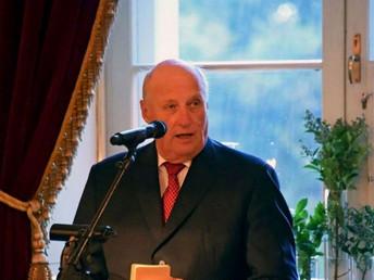 Os Reis da Noruega Acolheram o Diálogo Interreligioso