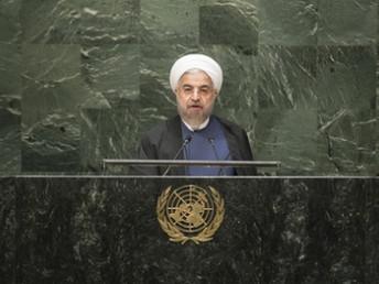 O Discurso do Presidente Iraniano Rouhani, na ONU, Ficou Aquém dos Direitos Humanos