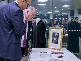 Londres: Membros do Governo e Parlamento homenageiam 'Abdu'l-Bahá