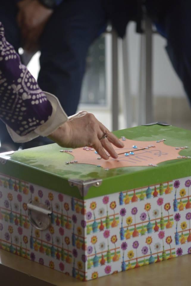 O ato da eleição