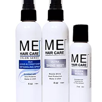 ME Blow Dry Heat Protectant System