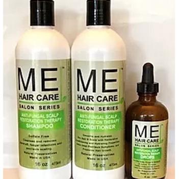 Anti Fungal Hair & Scalp Restoration  System