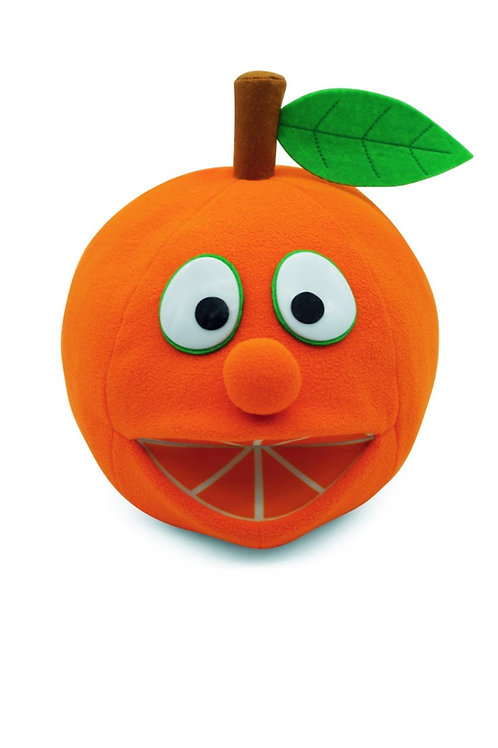 Orange Pal Puppet
