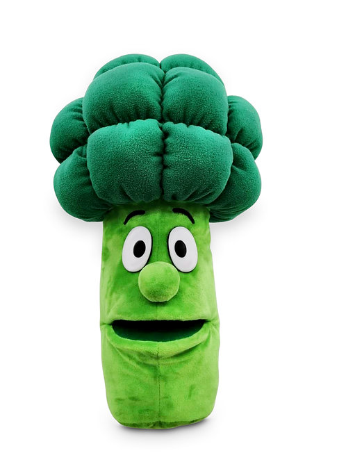 Broccoli Pal Puppet