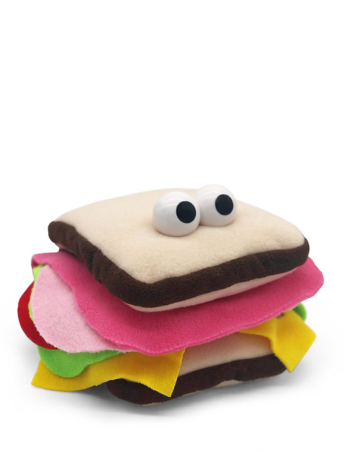 Sandwich Pal Puppet