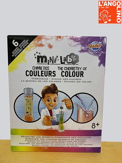 Mini Lab - chimica dei colori