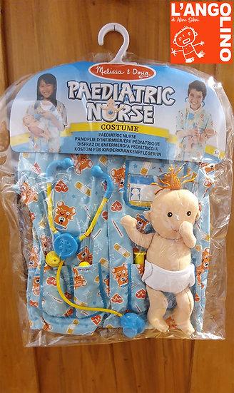 Costume da pediatra