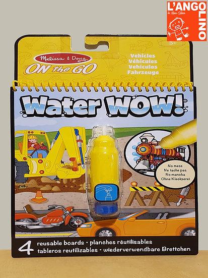 Water Wow - Veicoli