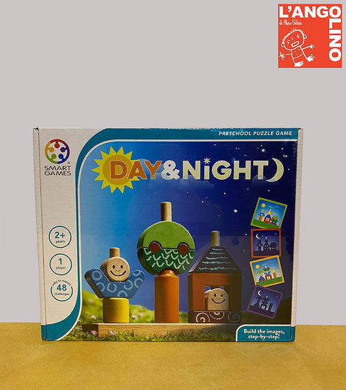 Day & Night - Puzzle Game
