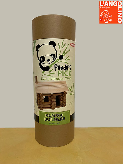 Casetta in bamboo