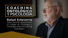 COACHING ONTOLÓGICO Y PSICOLOGÍA
