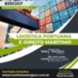 Workshop - Aula Inaugural - Logistica e