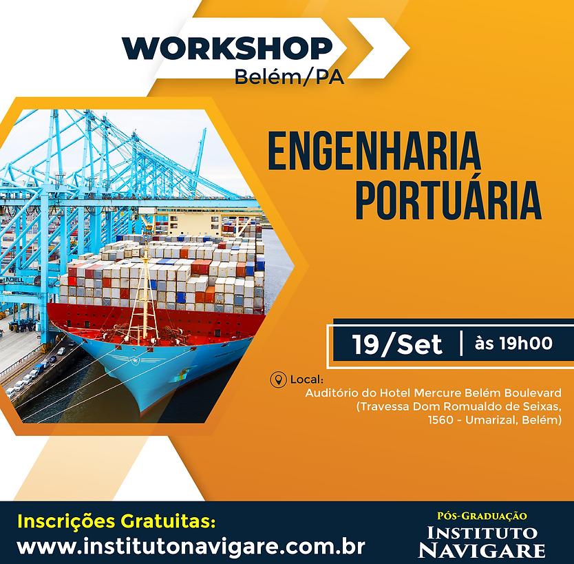 Workshop_-_Engenharia_Portuária_-_Belém.