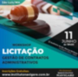 Workshop Licitação - SLZ