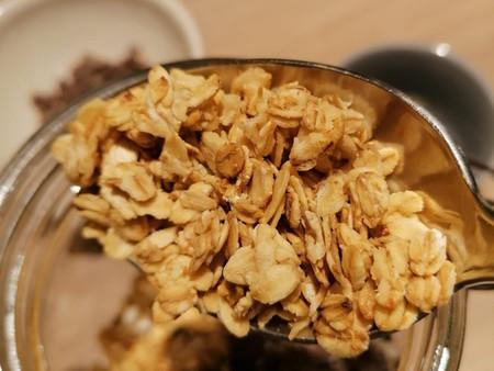 Granola aux pépites de chocolat
