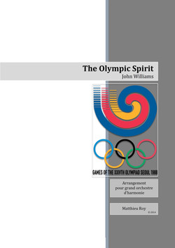 SCORE 2014 Williams, The Olympic spirit