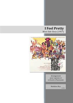 SCORE 2016 Bernstein, West side story, I Feel Pretty