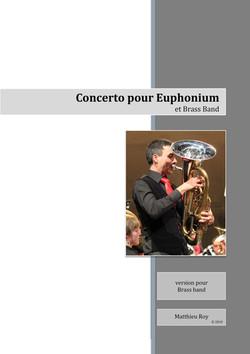 SCORE 2010 Concerto Euphonium