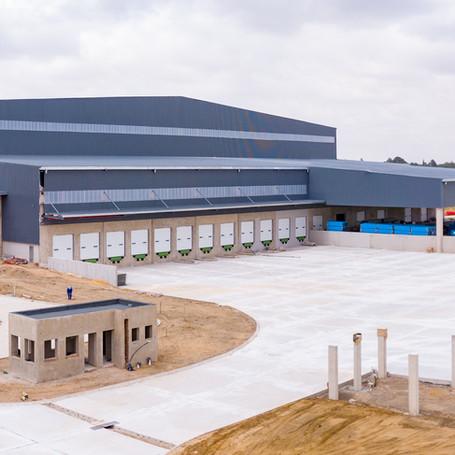 Sasol Wax Warehouse