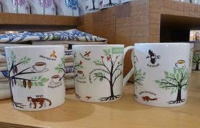 Eden Project Mug Designs
