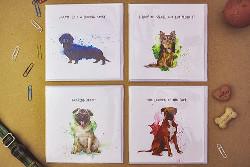 Paws 4 - SALE Pack of 4
