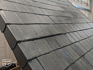 GRP Fire Retardant Slate Roofing