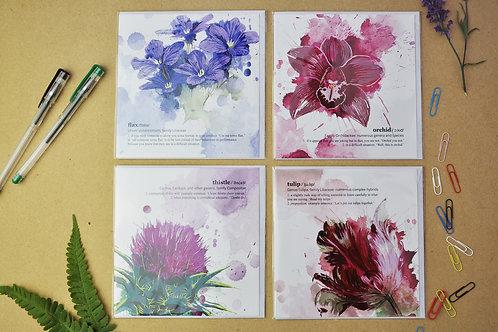 Floripunda 3 - SALE Pack of 4