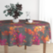 Bohemian Style Pattern Tablecloth