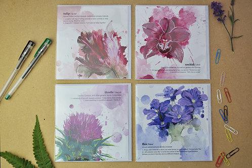 Floripunda 5 - SALE Pack of 4