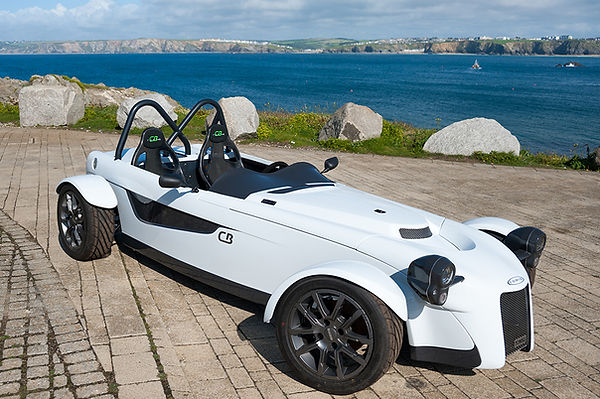 Lightweight, Trackday, Road Legal, Touring, Sports car, Toniq CB,