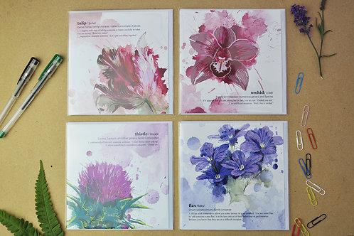 Floripunda 8 - SALE Pack of 4