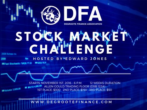 2016 STOCK MARKET CHALLENGE