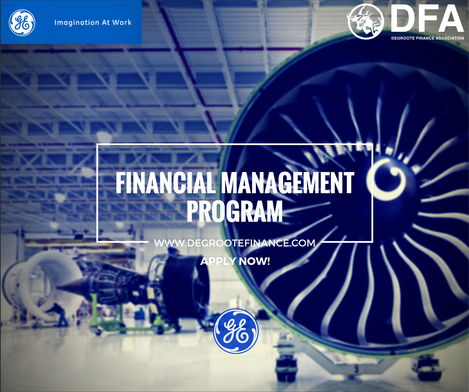 GE FINANCIAL MANAGEMENT PROGRAM