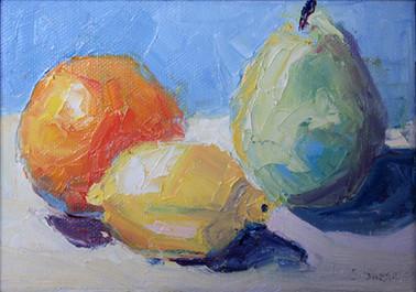 """Fruit #1"" - Sold"