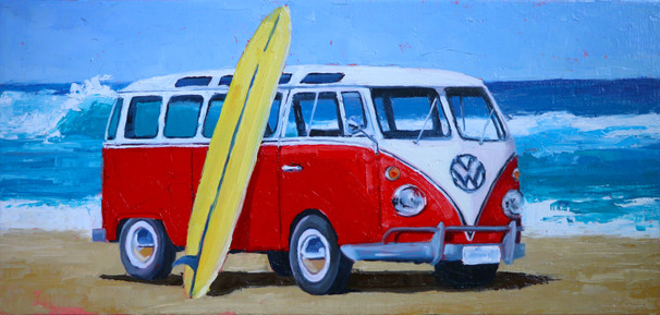 """Endless Summer"" - Sold"