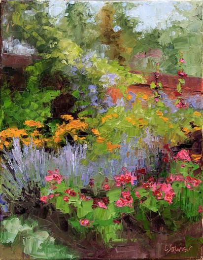 """Highclere Garden"""