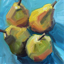 """""""Pears!"""" - Sold"""