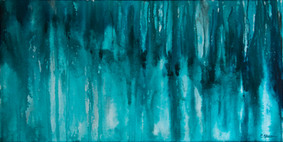 """Winter Melt"" - Sold"