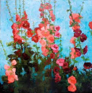 """Anna's Garden"""" - Sold"""