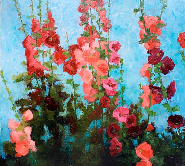 """""""Anna's Garden"""" - Sold"""