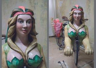 Fahrradfiguren