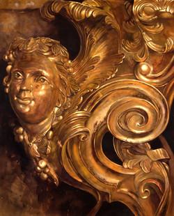 Goldornament
